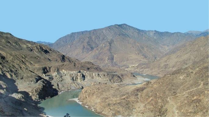 Bhasha Indus_Diamer_Basha_Dam_Site_Image_WAPDA