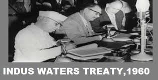 indus waters treaty nehru ayub khan